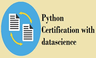 PYTHON CERTIFICATION FOR DATASCIENCE | Sapphire Global